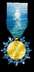 Médaille de l'Ordre Loufoque du Pavé de l'Autre Côté de la Mare